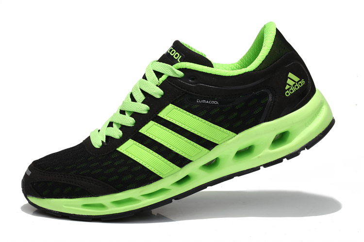 adidas Performance Men's Galaxy Elite Running Shoe Black/Green